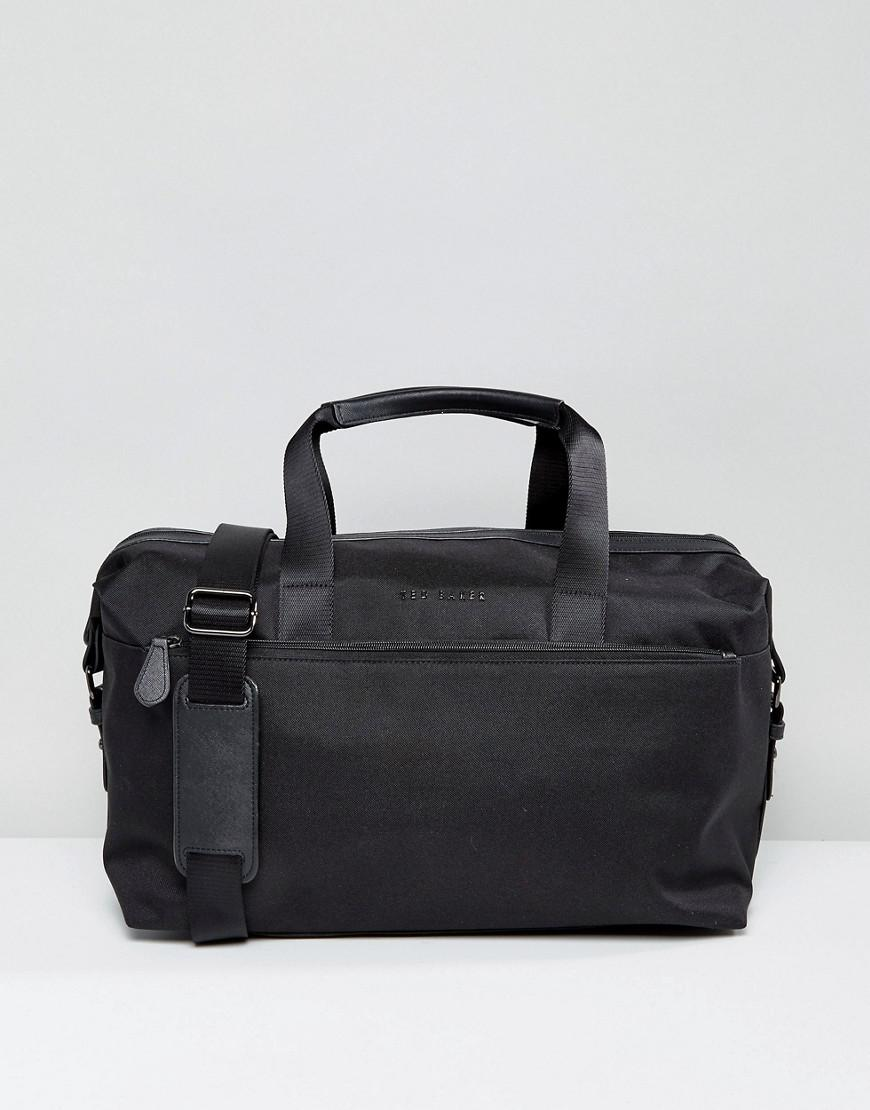 ted baker carryall wood in black