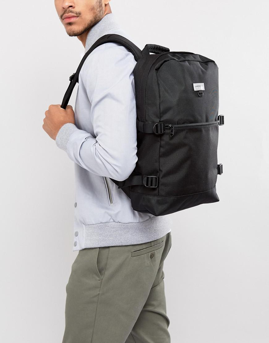 Sandqvist Peter Backpack in Cordura & Eco Ripstop Explore 1sJ1FT