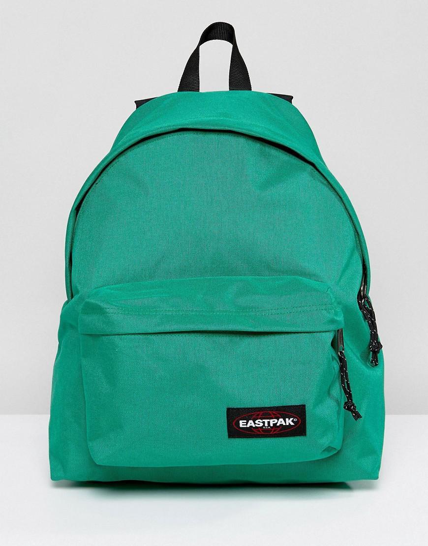 eastpak padded pak r backpack in green