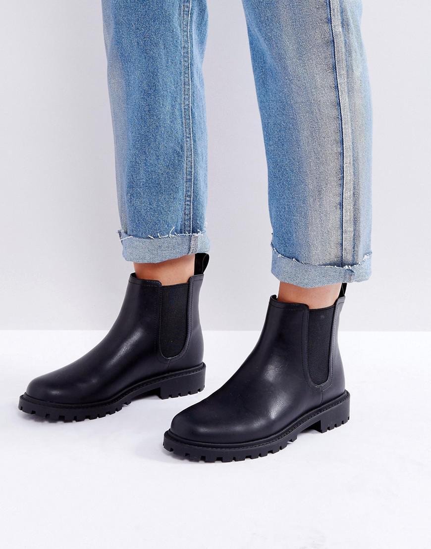 monki chelsea boots