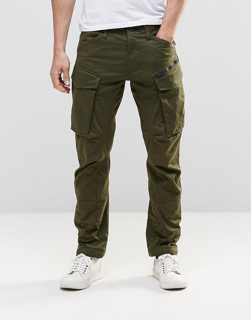 Mens Tapered Pants Fashion