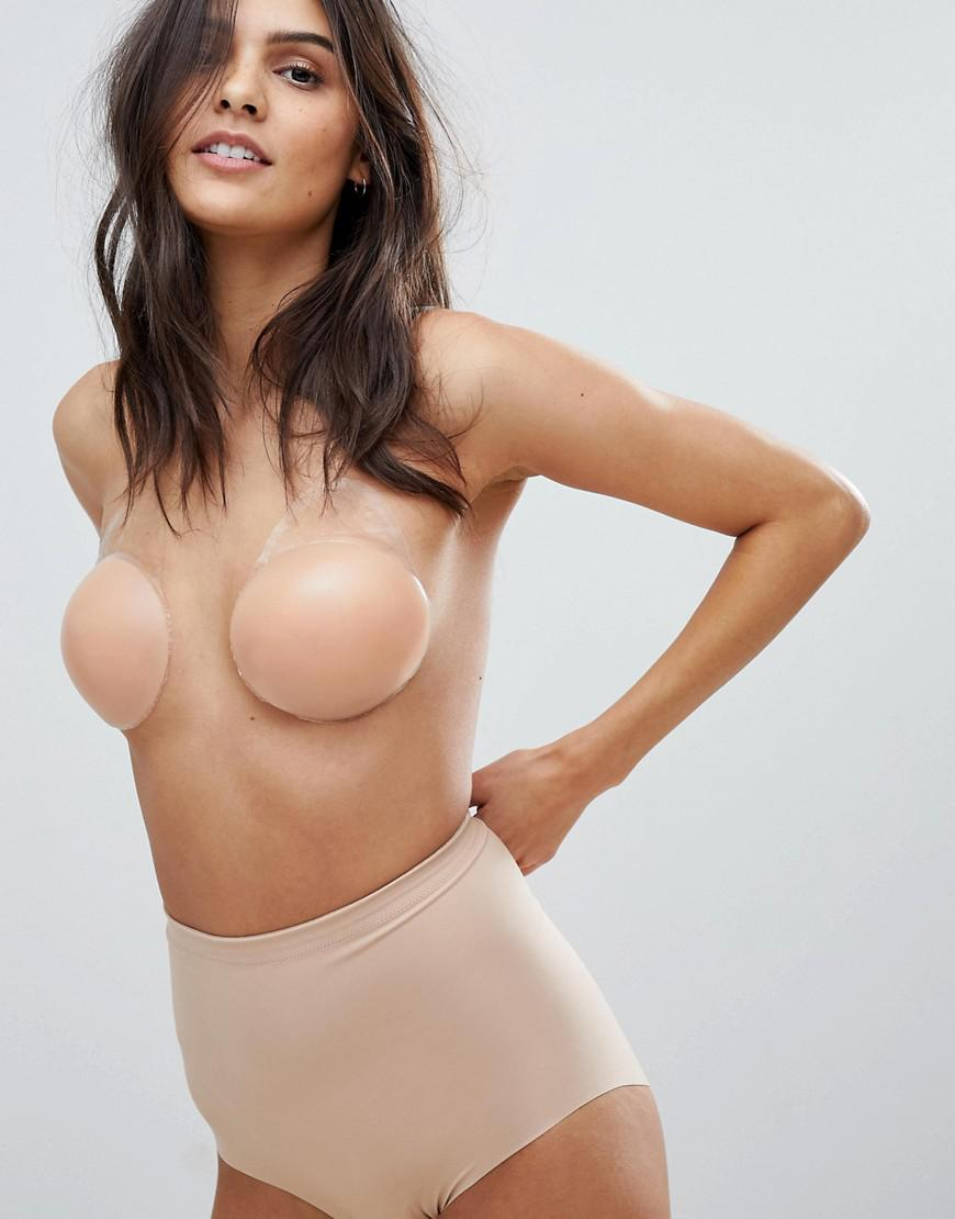 magic body lift its silicon backless and strapless stick-on bra