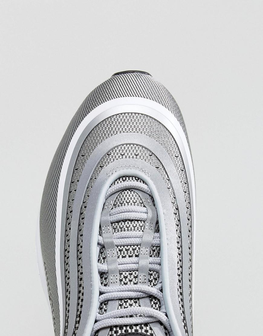 Nike Air Max 97 Ul 17 Trainers In Silver 918356003