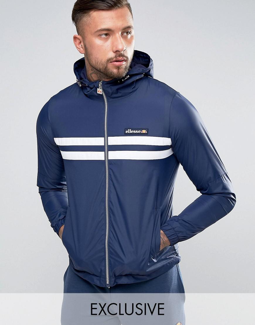 ellesse jacket with hood