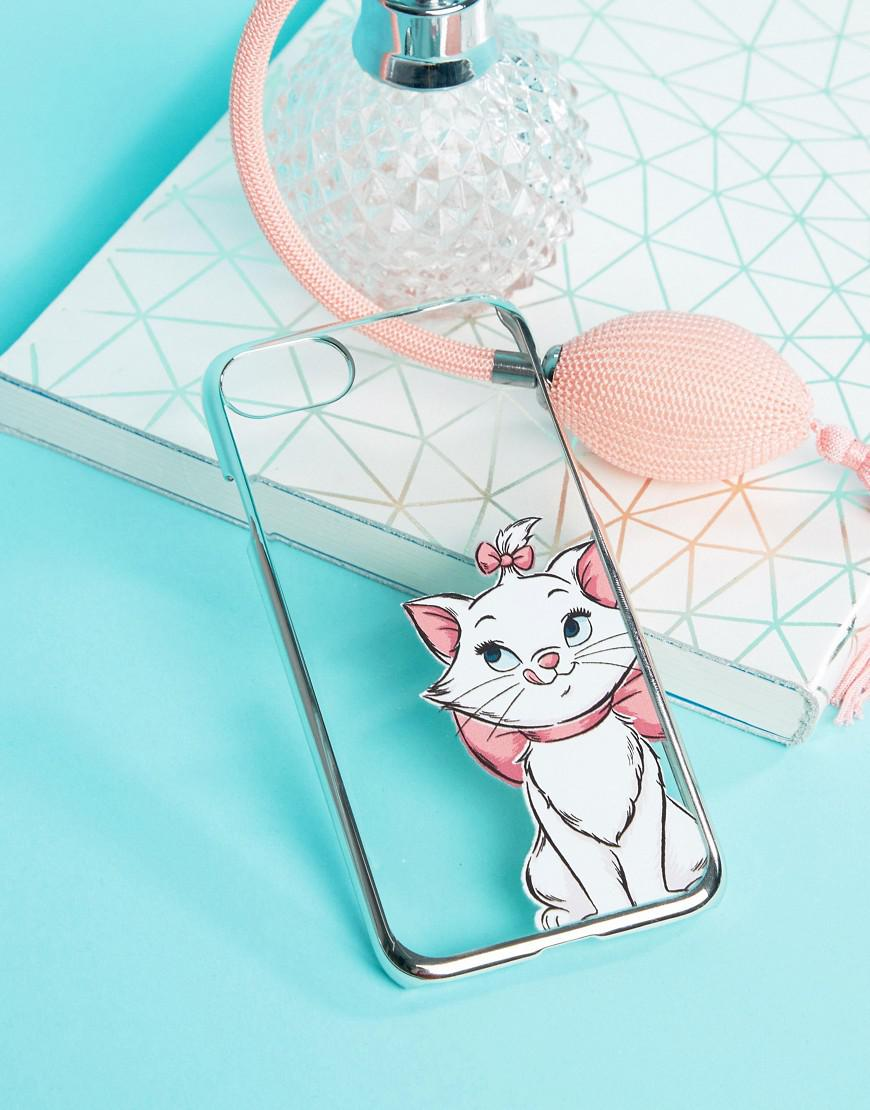 disney marie iphone 6/6s/7 case