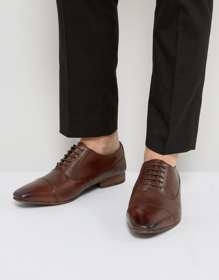 walk london city leather oxford shoes