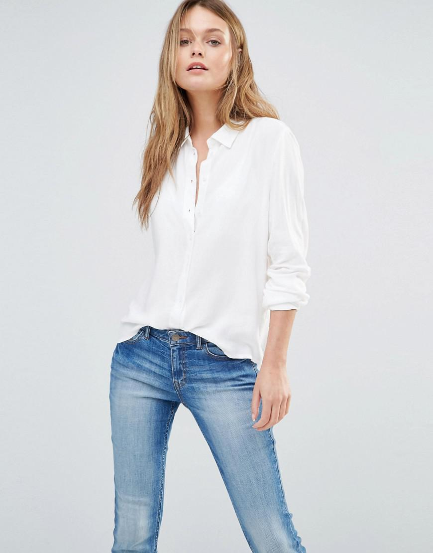 jdy white shirt
