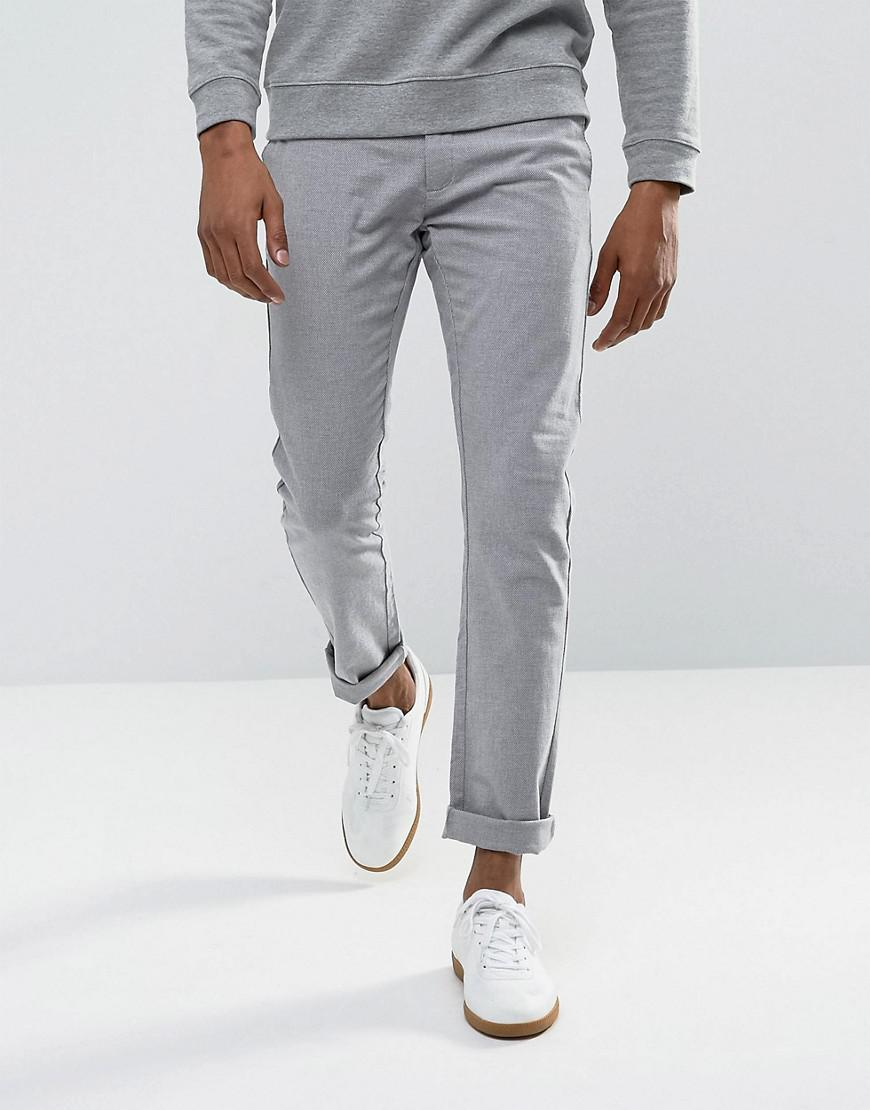 selected homme tapered fit pants