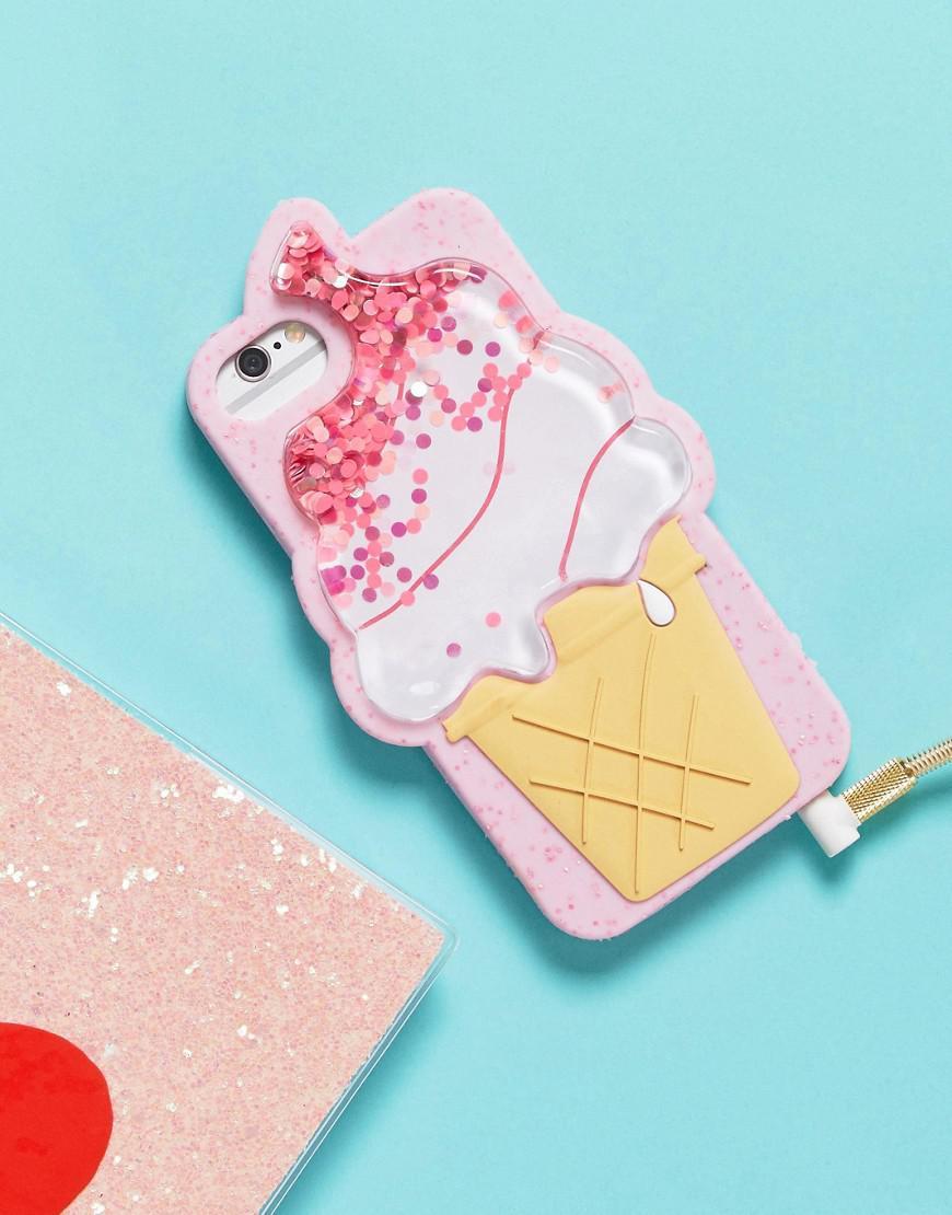 Silicone Ring With Diamond >> Fashion accessories | Skinnydip Ice Cream Liquid Silicone Iphone 66S78 Case | Modysta