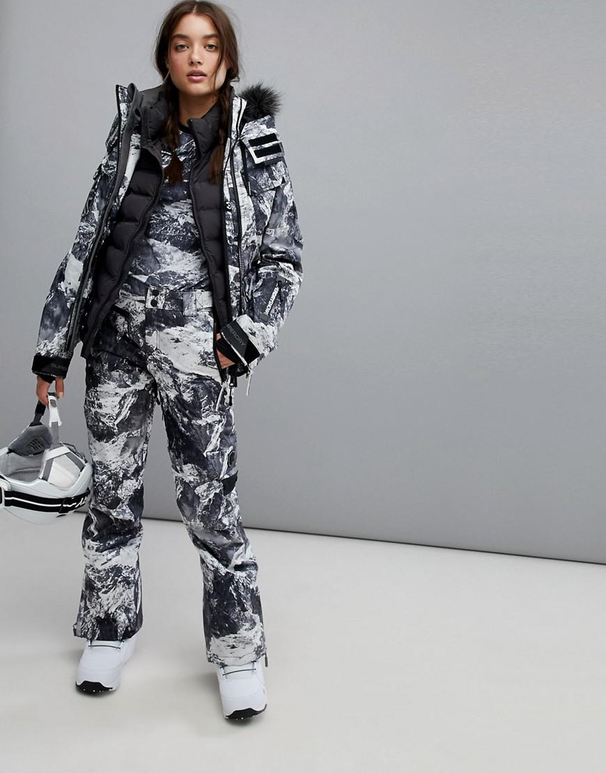 superdry snow ski pant