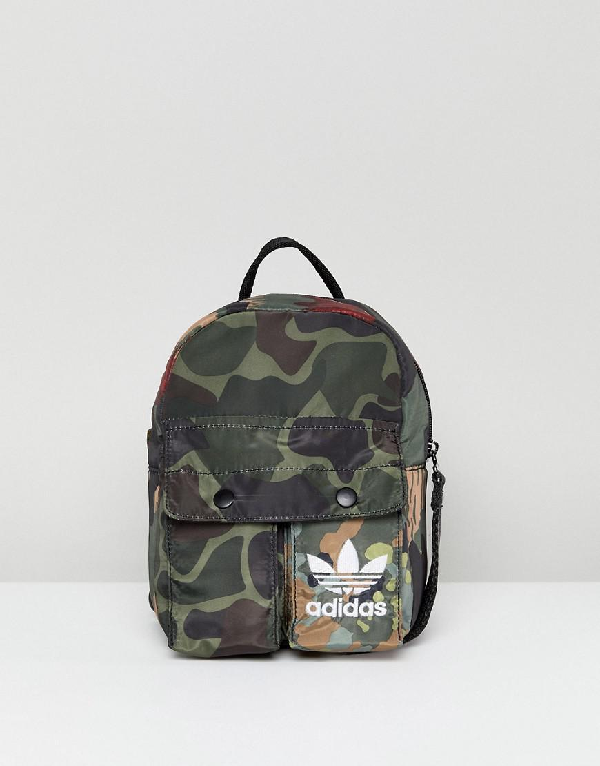 adidas originals x pharrell williams hu camo mini backpack