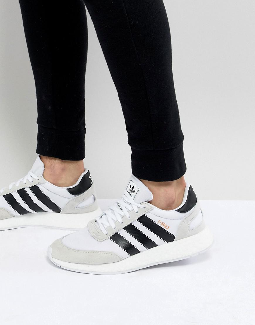 90a75f02858 Adidas Originals I5923 Runner Boost Sneakers In White Cq2489