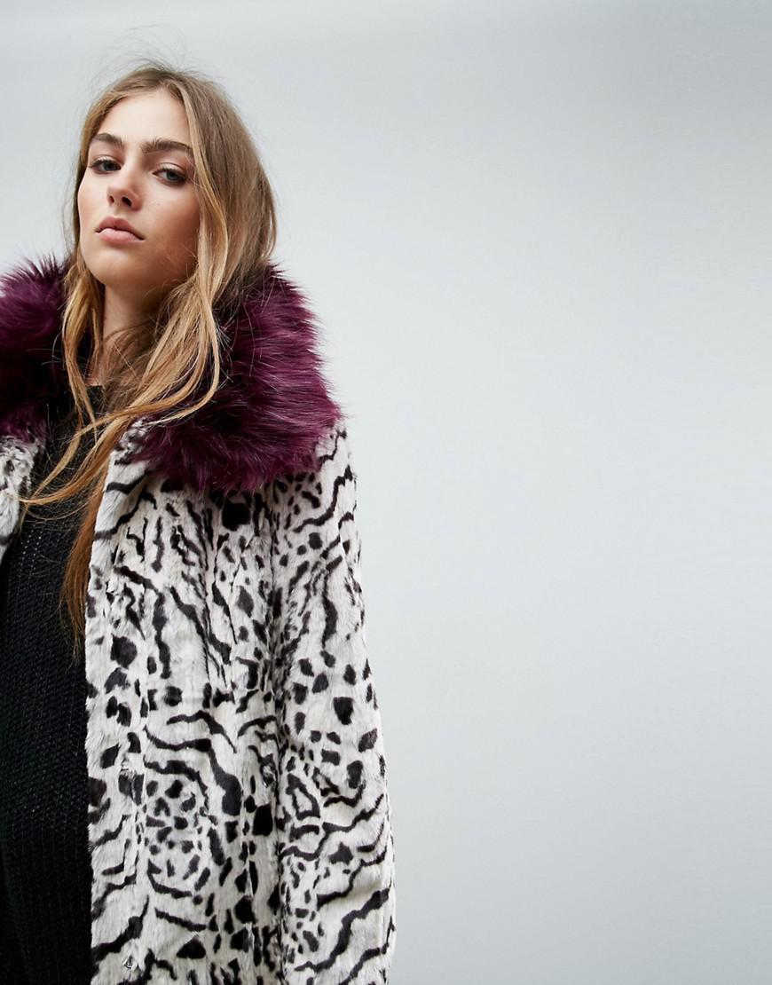 Fashion Clothing Unreal Fur Urban Jungle Coat Modysta