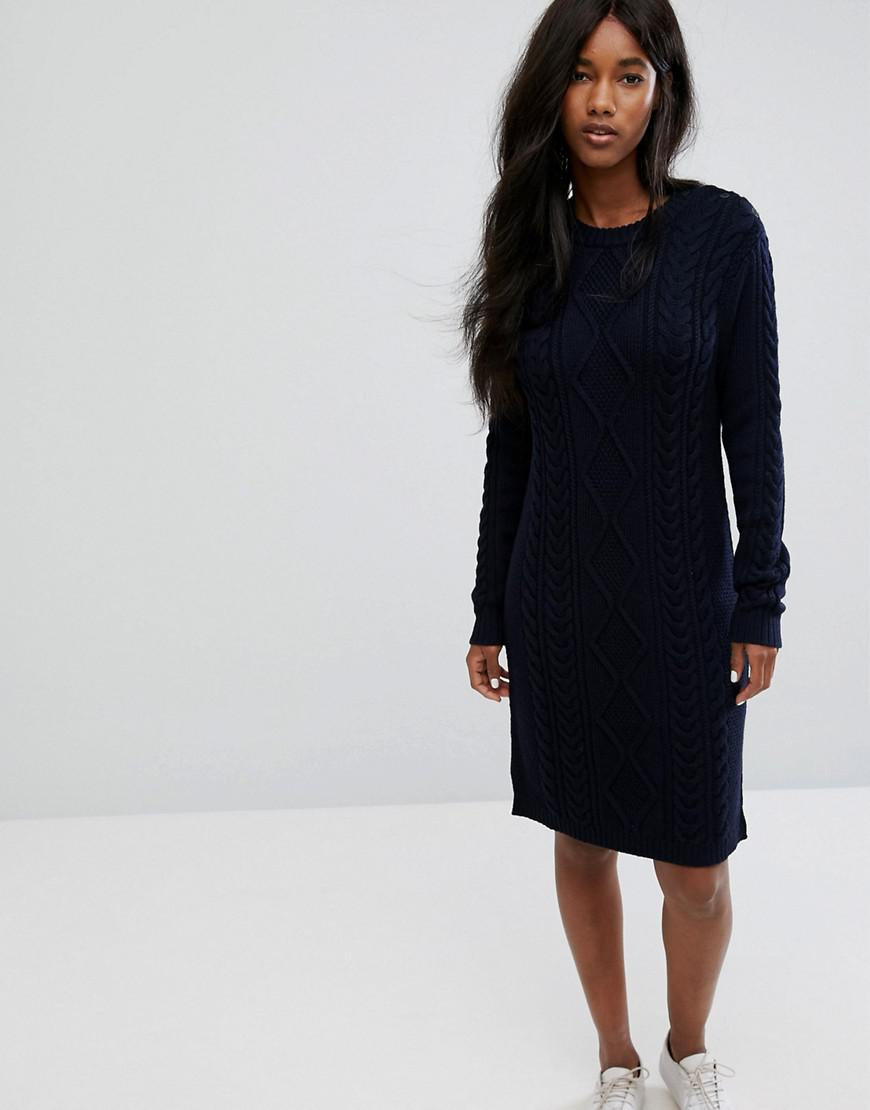 polo ralph lauren knitted dress with button detail