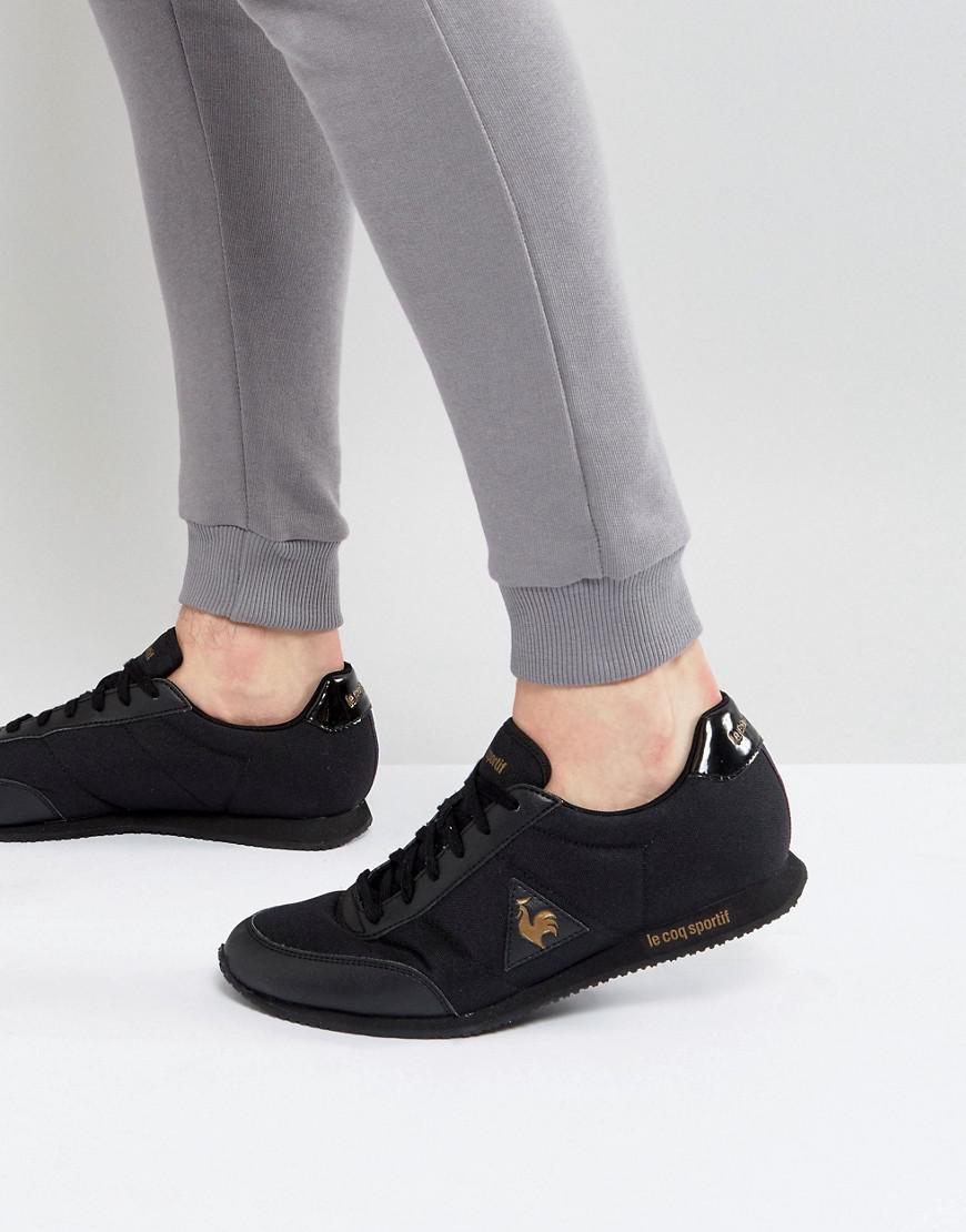 fashion shoes le coq sportif racrone nylon patent. Black Bedroom Furniture Sets. Home Design Ideas