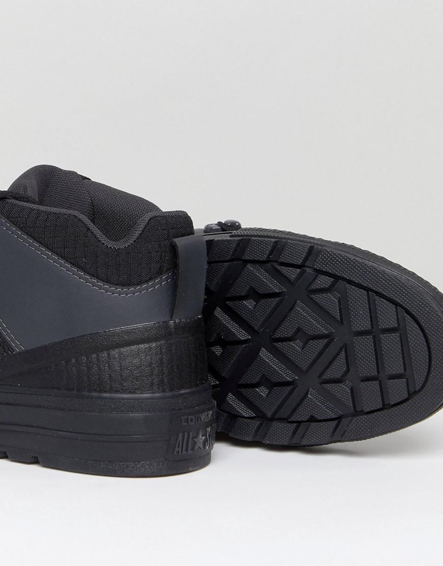 oficjalny sklep najniższa cena najwyższa jakość Converse Chuck Taylor All Star Street Boot Sneakers In Black 157474C