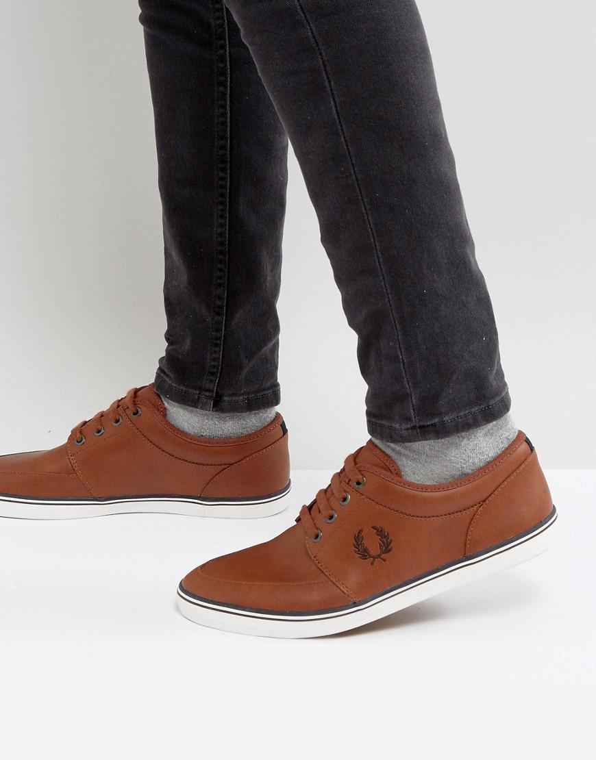 Fashion shoes | Fred Perry Stratford
