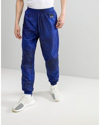 adidas originals eqt joggers in tapered fit in navy cd6831