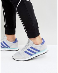 adidas originals haven sneakers in gray bb1287