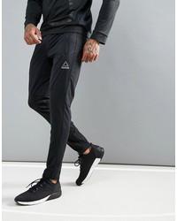 reebok training speedwick joggers in black bq3399