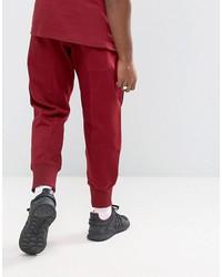 adidas originals xbyo joggers in red bs2916