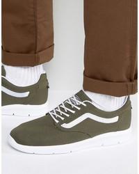 vans iso 1.5 sneakers in green va2z5sn6v