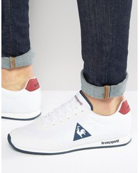 le coq sportif racerone sneakers in white 1711238