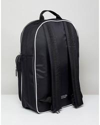 adidas originals adicolor backpack in black cw0637