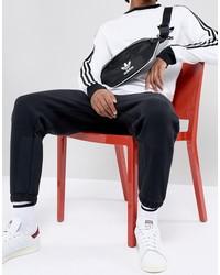 adidas originals adicolor fanny pack in black cw0609
