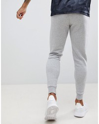 adidas originals jersey joggers in gray dn6010