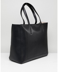 calvin klein jeans tote bag with logo