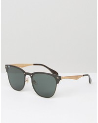 ray-ban clubmaster sunglasses 0rb3576n