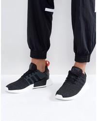 adidas originals nmd r2 sneakers in black cg3384