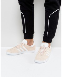 adidas originals gazelle sneakers in pink bb5472
