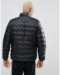 adidas originals serrated jacket in black br4774