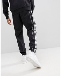 adidas originals nova retro joggers in black ce4809