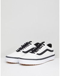 vans x the north face mte dx sneakers in white va348gqwh