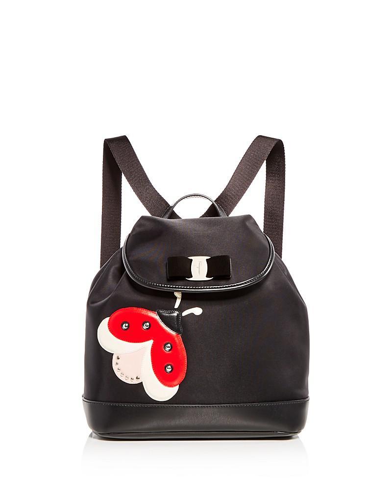 547c0ca31de Fashion bags   Salvatore Ferragamo Wendy Ladybug Backpack   Modysta
