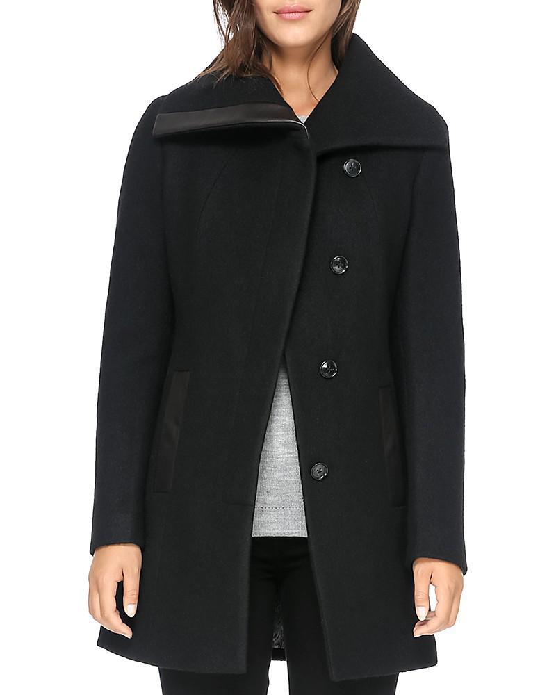 soia & kyo jemma wool coat