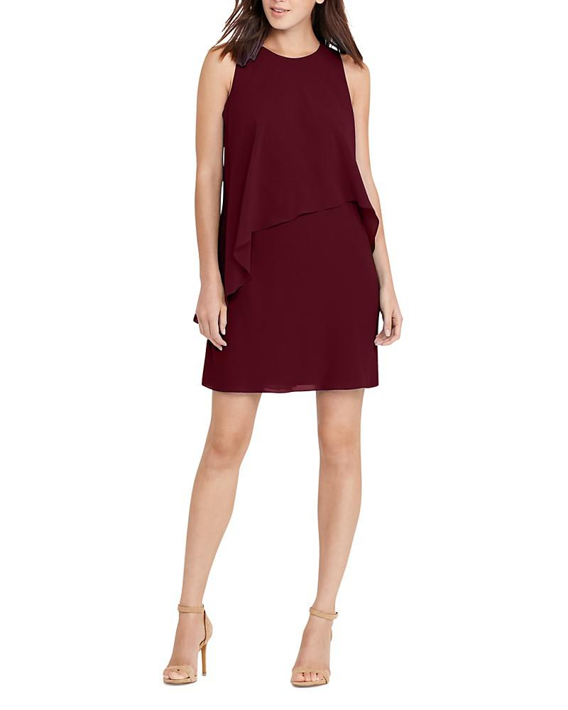 lauren ralph lauren tiered dress