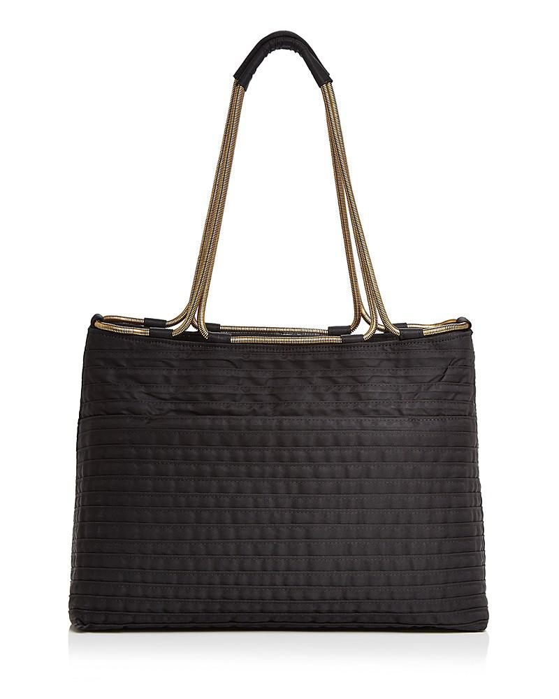 eric javits aline quilted tote