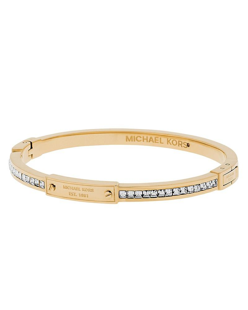 michael kors pavé bangle