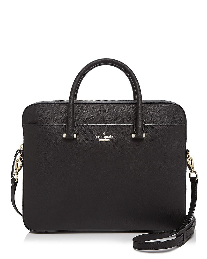 "kate spade new york saffiano 13"" computer case"
