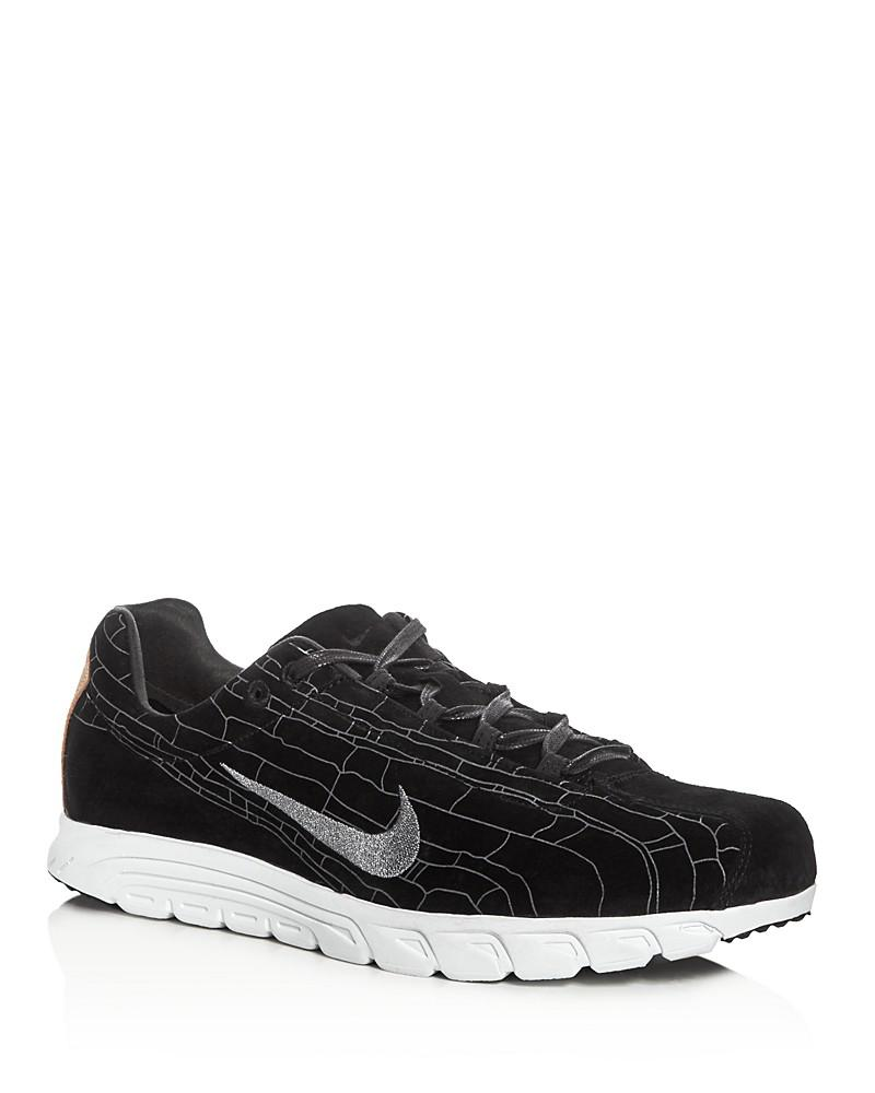 nike men's mayfly lace up sneakers