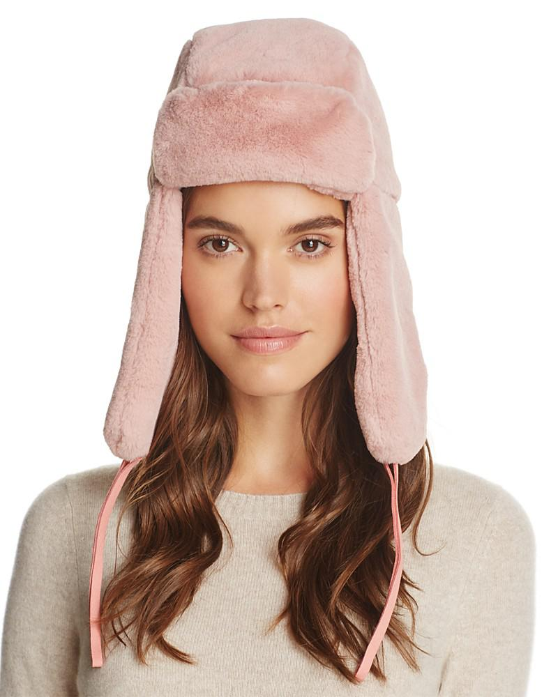 echo plush trapper hat - 100% exclusive