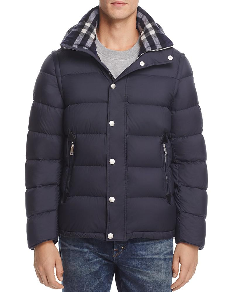 burberry hartley two-in-one jacket