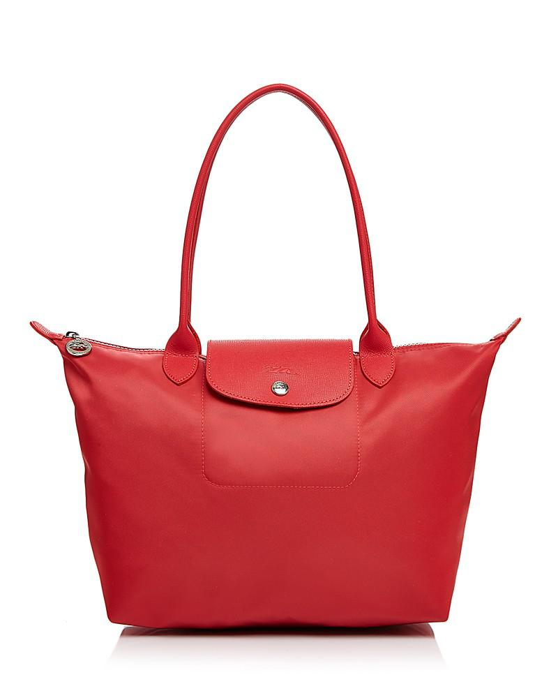 longchamp le pliage neo medium tote - 100% exclusive