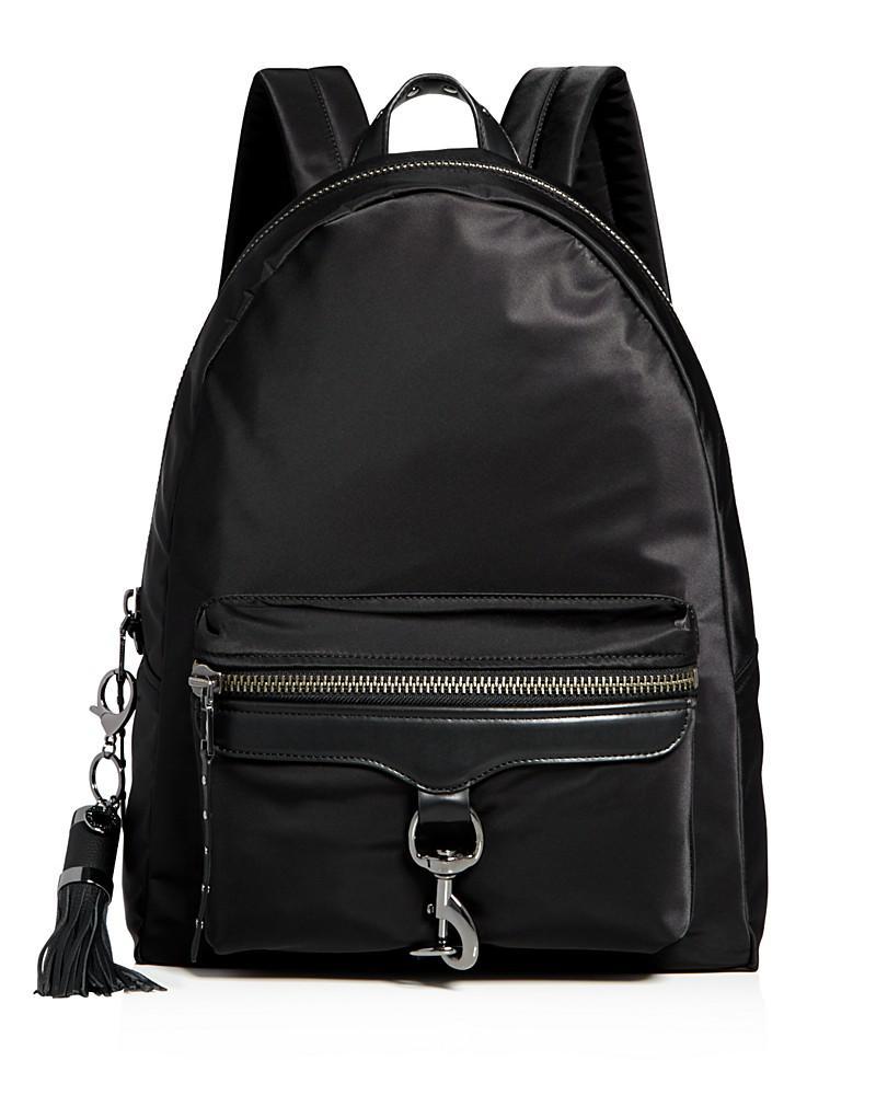 rebecca minkoff always on mab nylon backpack - 100% exclusive