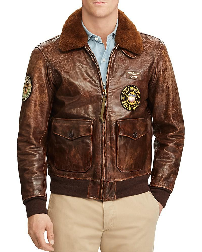 fashion clothing polo ralph lauren iconic g 1 bomber. Black Bedroom Furniture Sets. Home Design Ideas