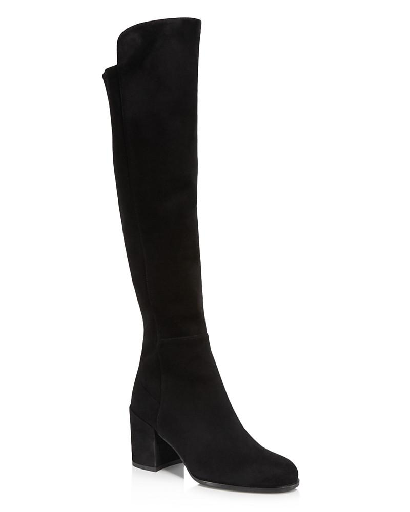 Fashion Shoes Stuart Weitzman Women S Alljack Suede Over
